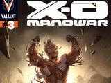 X-O Manowar Vol 3 3