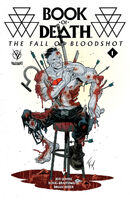 BOD-BLOODSHOT 001 VARIANT FOWLER