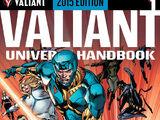 Valiant Universe Handbook 2015 Vol 1 1