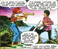 X-O Manowar Vol 1 16 003 Diana and Penelope Dalton