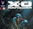 X-O Manowar Vol 3 11