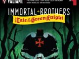 Immortal Brothers: The Tale of the Green Knight Vol 1 1