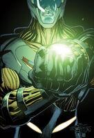 X-O Manowar Vol 3 33 ChrisCross Variant Textless