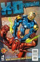 X-O Manowar Vol 2 4