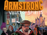 Armstrong and the Vault of Spirits Vol 1 1