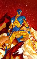 X-O Manowar Vol 3 48 Silas Variant Textless