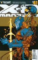 X-O Manowar Vol 3 41 Palo Variant