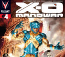 X-O Manowar Vol 3 4