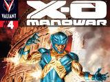 X-O Manowar Vol 3 4