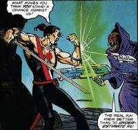 Malev Emperor as Rai vs Spylocke Rai-and-the-Future-Force-v1-22 001
