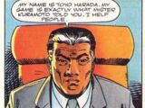Toyo Harada (Valiant Comics)