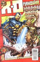 X-O Manowar Vol 2 14