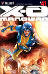 X-O Manowar Vol 3 41