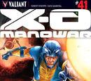 X-O Manowar Vol 3 41