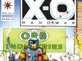 X-O Manowar Vol 1 2
