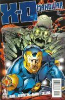X-O Manowar Vol 2 5