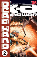 X-O Manowar Vol 3 35