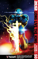 X-O Manowar Vol 3 50 Andrews Variant