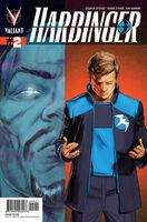 Harbinger Vol 2 2 Braithwaite Variant