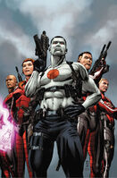 Bloodshot and HARD Corps Vol 1 16 Textless