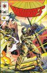 Armorines Vol 1 0