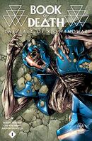 Book of Death The Fall of X-O Manowar Vol 1 1 Segovia Variant