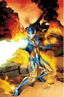 X-O Manowar Vol 3 17 Henry Variant Textless