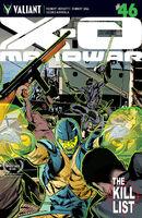 X-O Manowar Vol 3 46 Mooney Variant