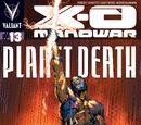 X-O Manowar Vol 3 13