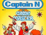 Captain N: The Game Master Vol 1
