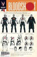 Bloodshot Vol 3 4 Aja Variant