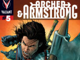 Archer & Armstrong Vol 2 5