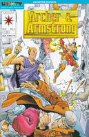 Archer and Armstrong Vol 1 2