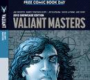 Valiant Masters: 2013 Showcase Edition Vol 1 1