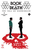 Book of Death The Fall of Harbinger Vol 1 1