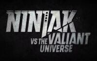 Ninjak Vs. The Valiant Universe Logo
