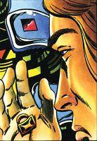 X-O Manowar Vol 1 30 017 New XO Ring