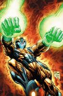 X-O Manowar Vol 3 17 Textless