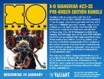XO2017 PRE-ORDER BUNDLE 23-26