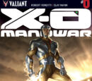 X-O Manowar Vol 3 0