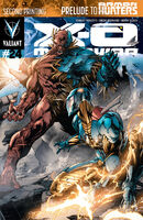 X-O Manowar Vol 3 24 2nd Printing