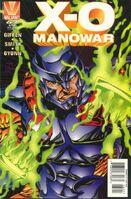 X-O Manowar Vol 1 62