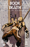Book of Death The Fall of X-O Manowar Vol 1 1