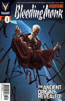 Harbinger Bleeding Monk Vol 1 0 Crain Variant