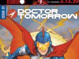 Doctor Tomorrow Vol 2 1