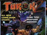 Turok 2: Seeds of Evil Comic Book Magazine