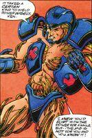 X-O Manowar Vol 1 10 018 Aric