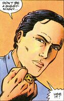 X-O Manowar Vol 1 10 010 Ken XO Ring