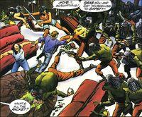 X-O Manowar Vol 1 28 004 Spider Aliens