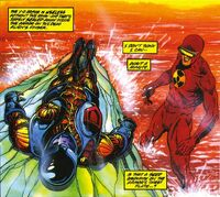 X-O Manowar Vol 1 30 003 Solar and Exo